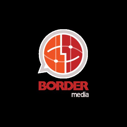 Logo for Border Media.
