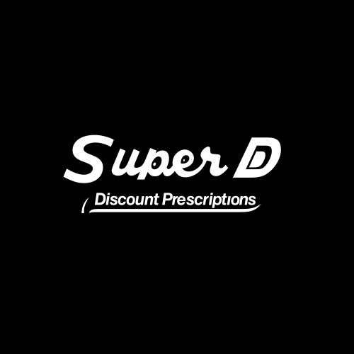 Logo for Super D Drugs.