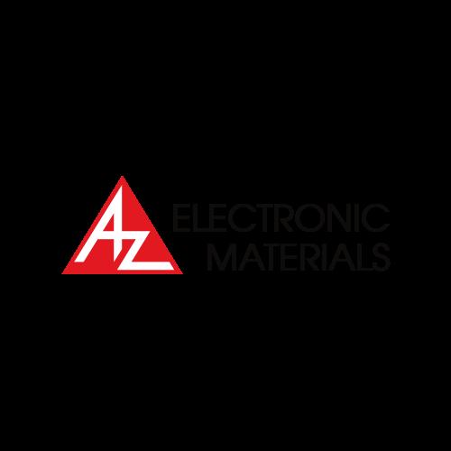Logo for AZ Electronic Materials.