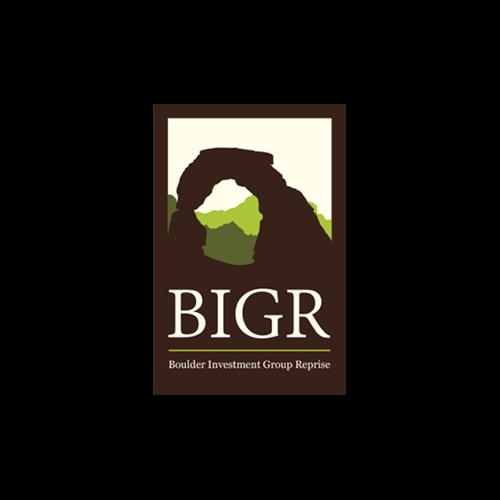 Logo for Boulder Investment Group Reprise.