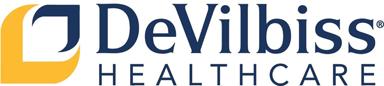 Devilbiss healthcare logo.