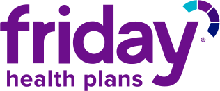 Friday Health Plans logo.