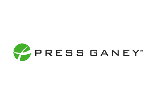 Logo for Press Ganey.