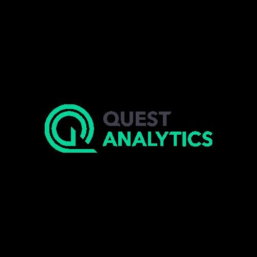Logo for Quest Analytics.