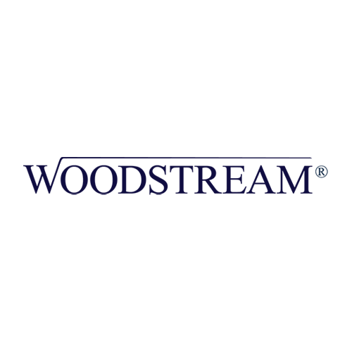 Logo for Woodstream.